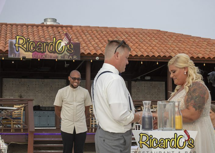 alberto groeneveldt beach wedding ricardos