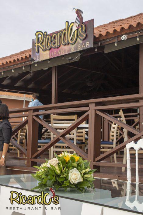 ricardos restaurant beach wedding